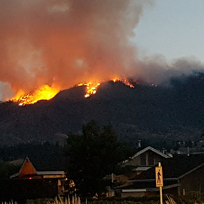 Skaha Creek Fire - Updates