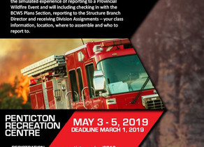 Wildland Urban Interface Training Symposium and how Greater West Bench can get involved.