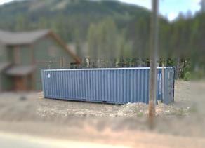 Metal Storage Container Regulation