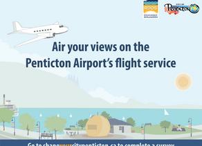 Flight Service in Penticton - Survey