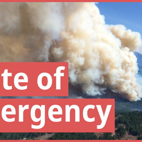 BC Declares State of Emergency