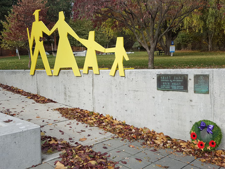 Remembrance Day in Selby Park