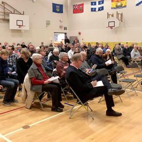 Penticton Western News: Area F candidates present platforms, discuss needs of diverse region
