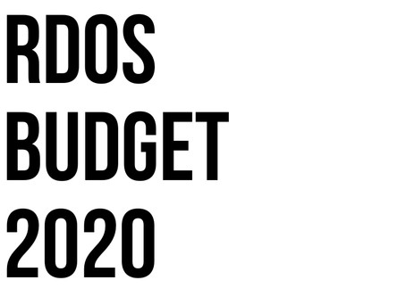 Here is a great (short!) video overview of how the RDOS budget works.