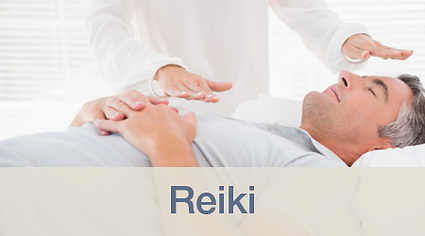 Reiki uses Universal Energy to create postive changes within your phyical, emotional and spiritual bodies.