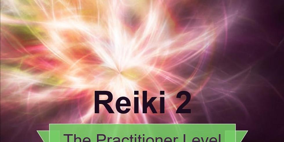 The Practitioner Level : Reiki 2 Training