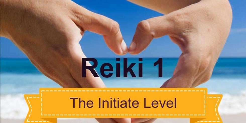 Initiate Level Reiki 1 Training course