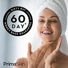 Lady using PrimaSkin