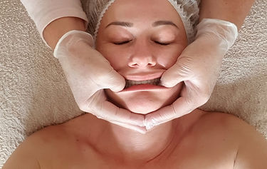 Intra Oral Face Massage