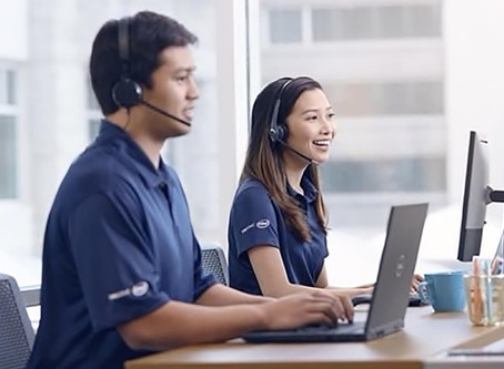 Voice of Dell Service Training