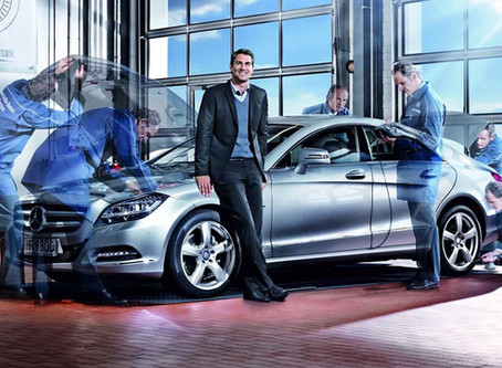 Voice of Mercedes-Benz
