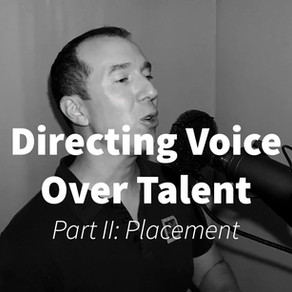 How to Say WWWWWH - Learn the Placement of VO Direction