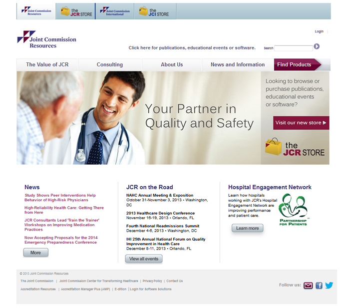 Joint Commission Resource