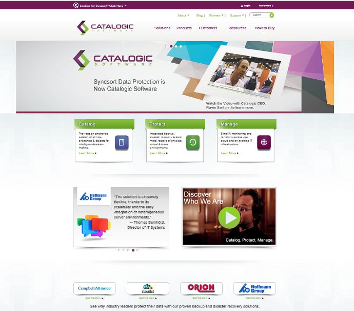 Catalogic Software