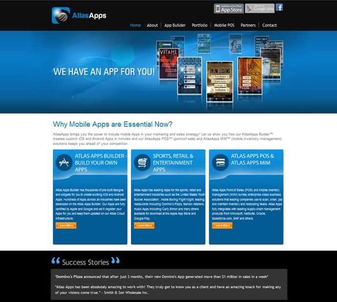 Atlas Apps