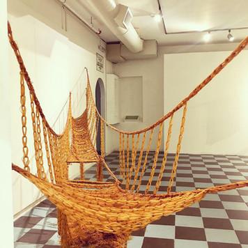 The Fall (La Chute) - installation view