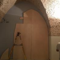 Tashlich - construction
