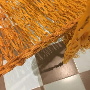 The Fall (La Chute) - Detail