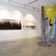 flood - Installation view