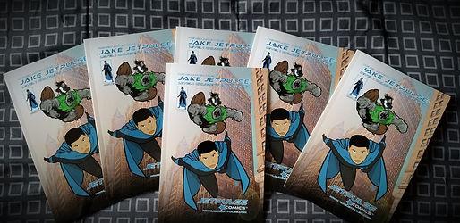 Jake Jetpulse workbook