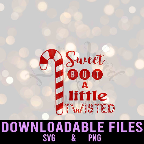 Sweet but a little twisted - Downloadable Design File