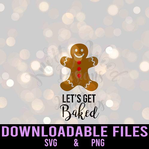 Let's Get Baked - Downloadable Design File