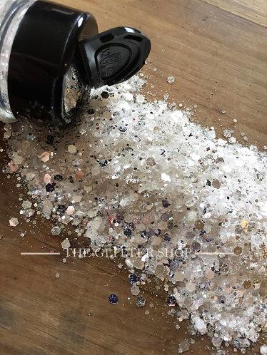 Shattered / Chunky Mix Glitter / High Flash Glitter