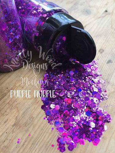Purple Nurple Chunky mix Glitter
