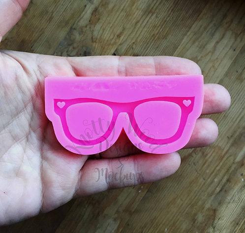 Glasses Silicone Mold