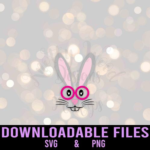 Easter Bunny SVG  - Downloadable File