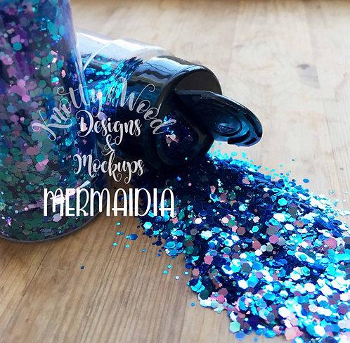 Mermaidia Color Shift Chunky mix Glitter