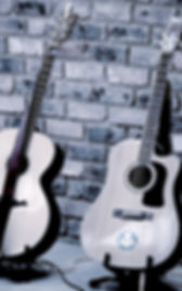 DWC Cover Band's guitars - some eye candy for musicians