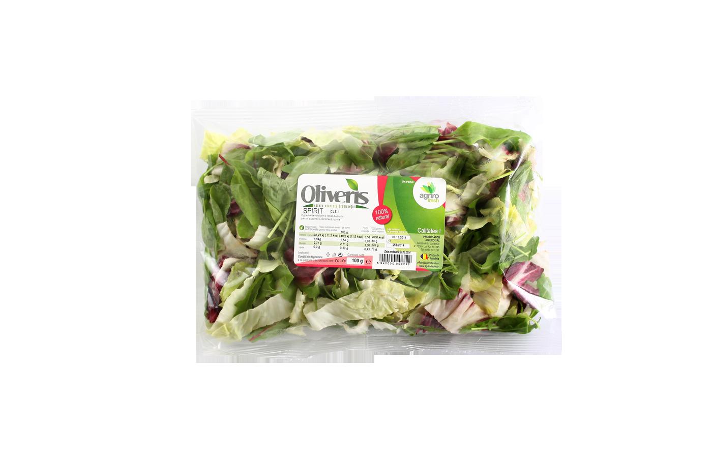 Spirit Salad