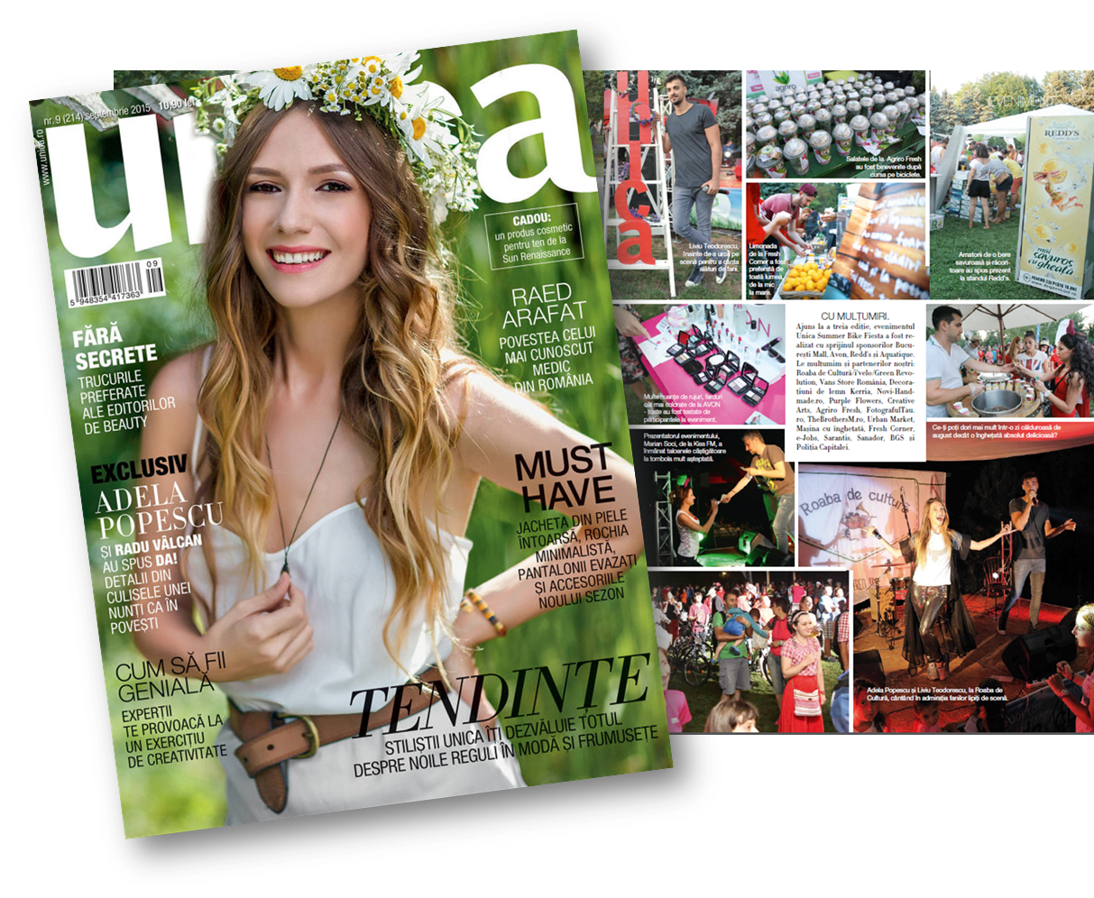 Revista Unica Septembrie 2015