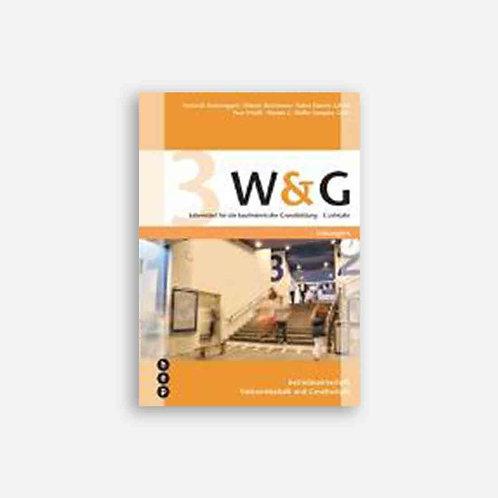 W&G 3 | Lösungen