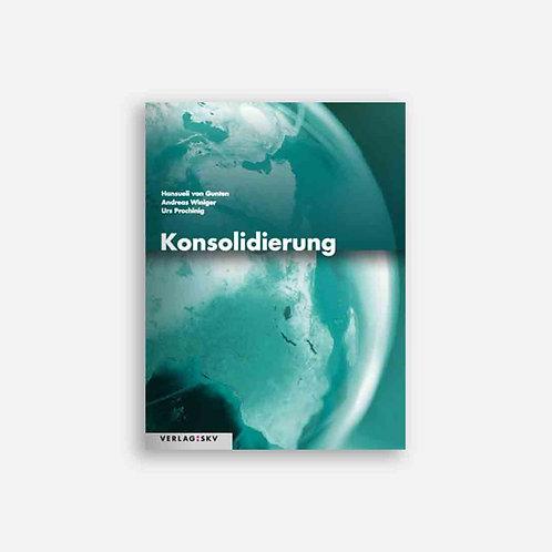 Konsolidierung, Theorie, Aufgaben und Lösungen inkl. PDFs