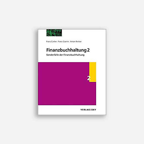 Finanzbuchhaltung 2 - Sonderfälle der Finanzbuchhaltung, Bundle