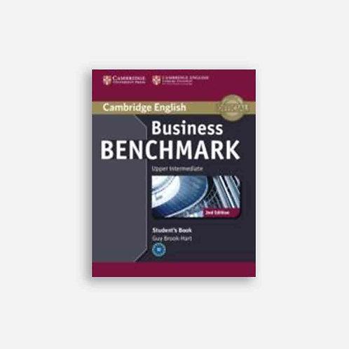 Business Benchmark Upper Intermediate Business Vantage- Student Book