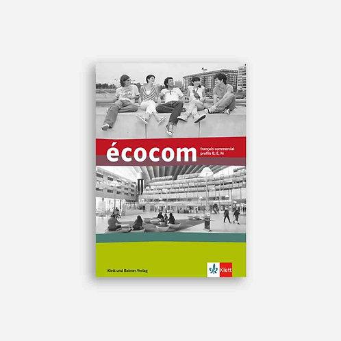 écocom, français comm., B/E/M Liv. de l'étudiant/CD