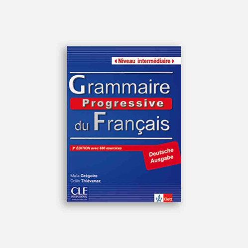 Grammaire progressive du français. Deutsche Ausgabe
