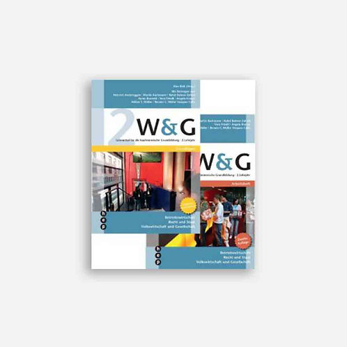 W&G 2 Grundlagen und Arbeitsheft (Print inkl. eLehrmittel)