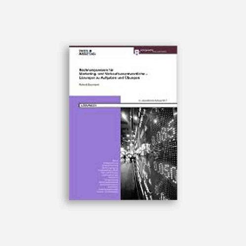 Rechnungswesen für Marketing- und Verkaufsverantwortliche, Lösungen zu Aufgaben