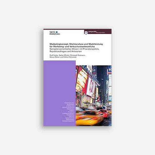 Marketingkonzept, Marktanalyse und Marktleistung für Marketing- und Verkaufsvera