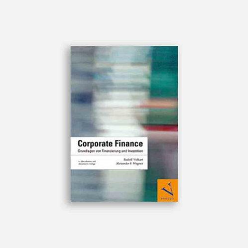 Corporate Finance - Finanzierung und Investition