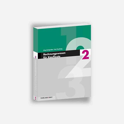 Rechnungswesen für Kaufleute 2 - Theorie und Aufgaben, Bundle inkl. PDF