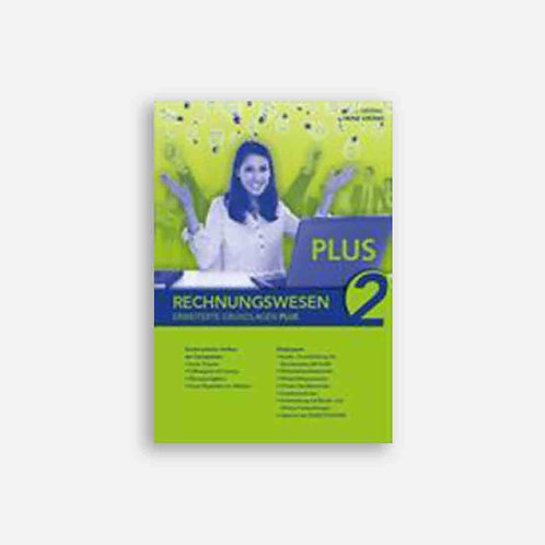 Rechnungswesen 2. Erweiterte Grundlagen Plus. Lehrbuch