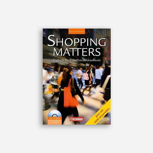 Shopping Matters A2-B1. Second Edition. Schülerbuch