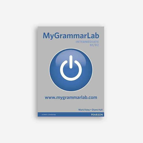 MyGrammarLab B1/B2. Intermediate. Student Book without key
