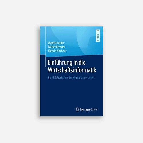 Einführung in die Wirtschaftsinformatik, Band 2