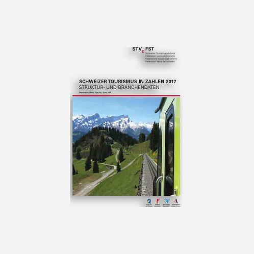 Schweizer Tourismus in Zahlen